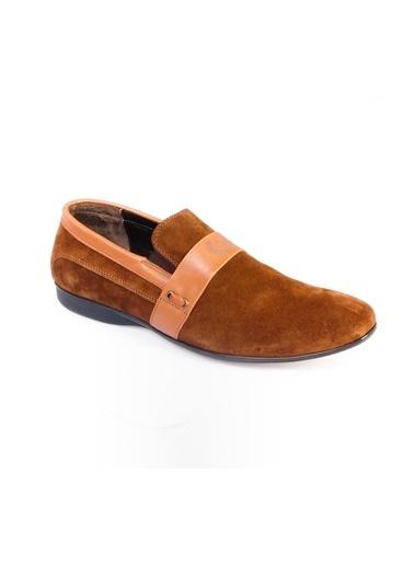 Wessi Klasik Süet Ayakkabı Taba